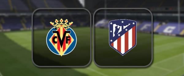 Вильярреал - Атлетико: Полный матч и Лучшие моменты