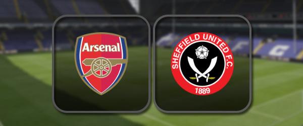 Арсенал - Шеффилд Юнайтед: Полный матч и Лучшие моменты