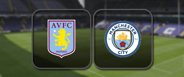 Астон Вилла - Манчестер Сити: Полный матч и Лучшие моменты