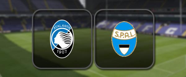 Аталанта – СПАЛ: Полный матч и Лучшие моменты