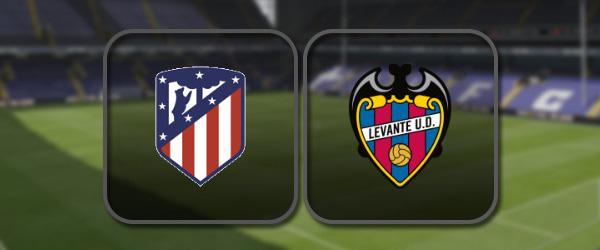 Атлетико - Леванте: Полный матч и Лучшие моменты