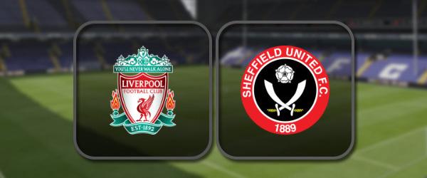 Ливерпуль - Шеффилд Юнайтед: Полный матч и Лучшие моменты