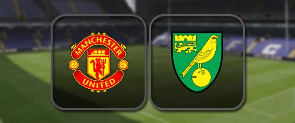 Манчестер Юнайтед – Норвич: Полный матч и Лучшие моменты