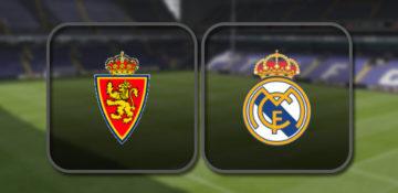 Сарагоса - Реал Мадрид