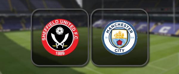 Шеффилд Юнайтед - Манчестер Сити: Полный матч и Лучшие моменты