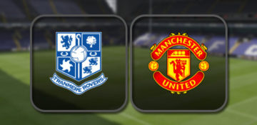 Транмер Роверс – Манчестер Юнайтед