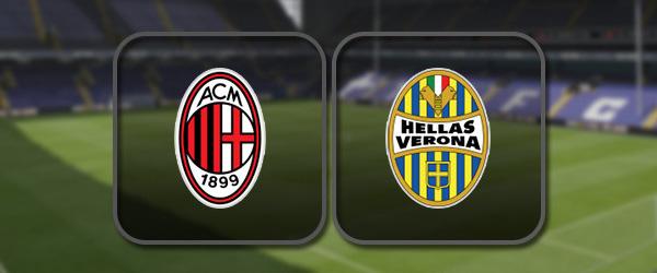 Милан - Верона: Полный матч и Лучшие моменты