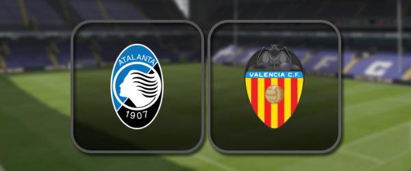 Аталанта – Валенсия: Полный матч и Лучшие моменты
