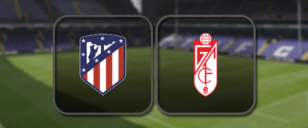 Атлетико - Гранада: Полный матч и Лучшие моменты