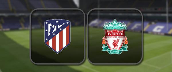 Атлетико – Ливерпуль: Полный матч и Лучшие моменты