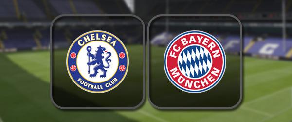Челси – Бавария: Полный матч и Лучшие моменты