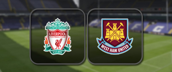 Ливерпуль - Вест Хэм онлайн трансляция