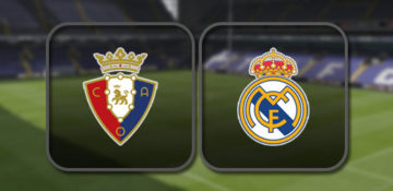 Осасуна - Реал Мадрид