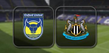 Оксфорд Юнайтед – Ньюкасл