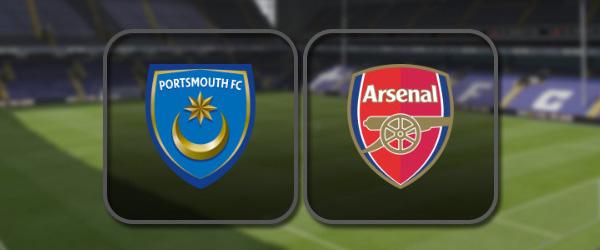 Портсмут – Арсенал: Полный матч и Лучшие моменты