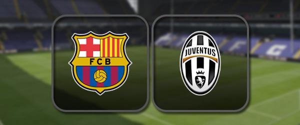 Барселона - Ювентус: Полный матч и Лучшие моменты