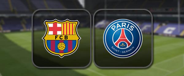 Барселона - ПСЖ: Полный матч и Лучшие моменты