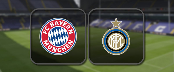 Бавария - Интер: Полный матч и Лучшие моменты