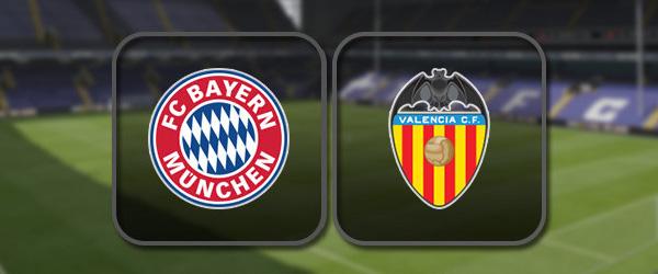 Бавария - Валенсия: Полный матч и Лучшие моменты