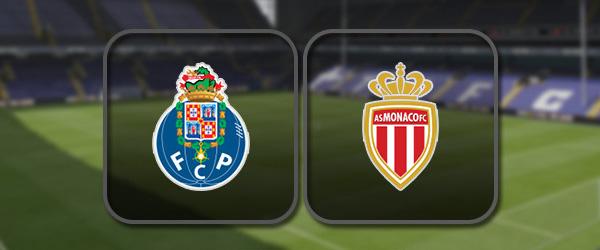 Порту - Монако: Полный матч и Лучшие моменты