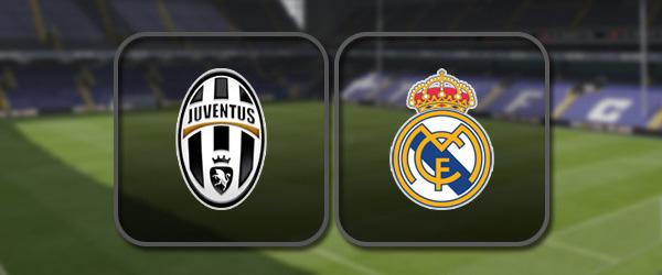 Ювентус - Реал Мадрид: Полный матч и Лучшие моменты