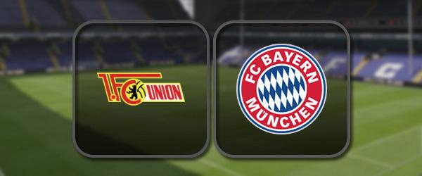 Унион Берлин - Бавария: Полный матч и Лучшие моменты