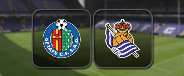 Хетафе - Реал Сосьедад онлайн трансляция