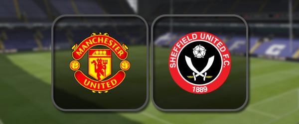 Манчестер Юнайтед - Шеффилд Юнайтед: Полный матч и Лучшие моменты