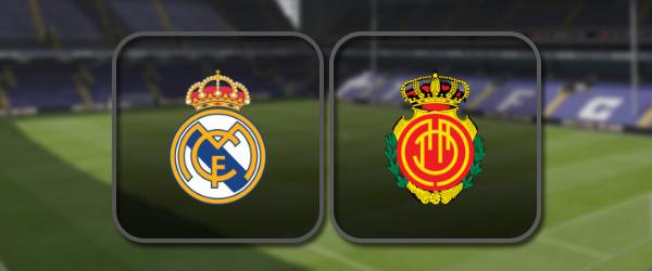 Реал Мадрид - Мальорка онлайн трансляция