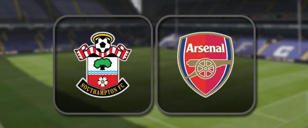 Саутгемптон - Арсенал: Полный матч и Лучшие моменты
