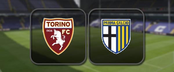Торино - Парма: Полный матч и Лучшие моменты