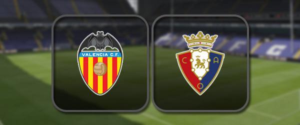 Валенсия - Осасуна: Полный матч и Лучшие моменты