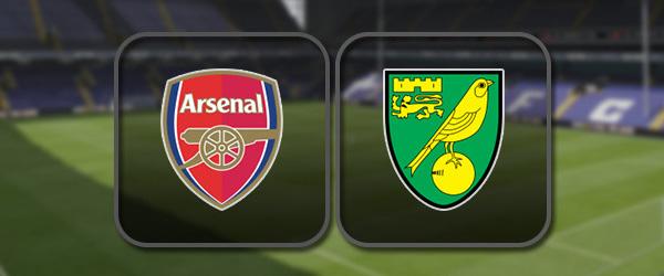 Арсенал - Норвич: Полный матч и Лучшие моменты
