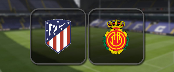 Атлетико - Мальорка: Полный матч и Лучшие моменты