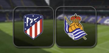 Атлетико - Реал Сосьедад