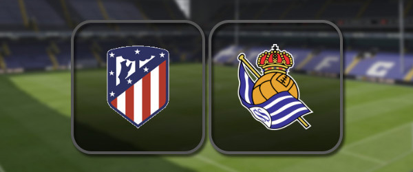 Атлетико - Реал Сосьедад онлайн трансляция