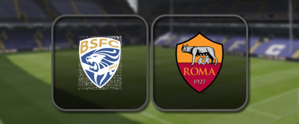 Брешия - Рома: Полный матч и Лучшие моменты