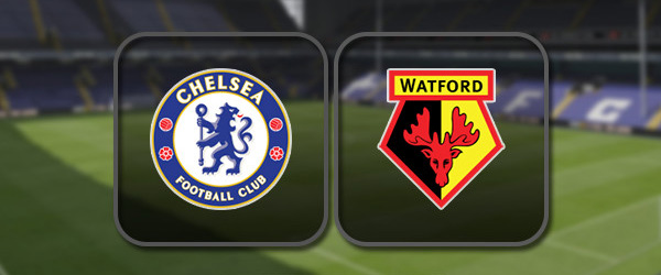 Челси - Уотфорд: Полный матч и Лучшие моменты