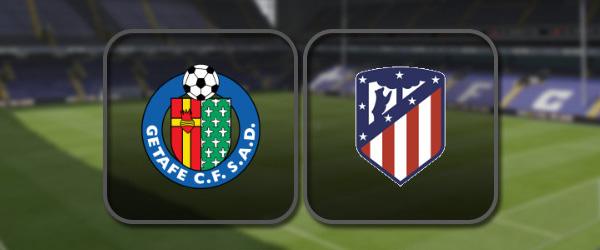 Хетафе - Атлетико: Полный матч и Лучшие моменты