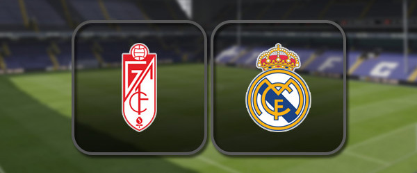 Гранада - Реал Мадрид онлайн трансляция