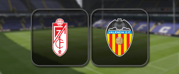 Гранада - Валенсия: Полный матч и Лучшие моменты