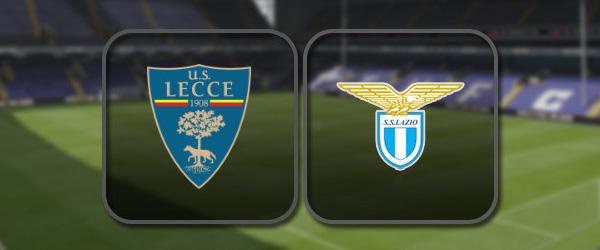 Лечче - Лацио: Полный матч и Лучшие моменты