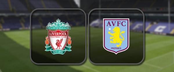Ливерпуль - Астон Вилла: Полный матч и Лучшие моменты
