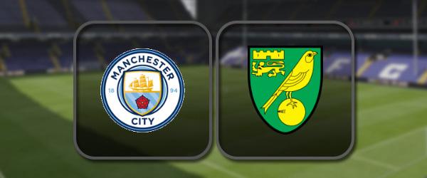 Манчестер Сити - Норвич онлайн трансляция
