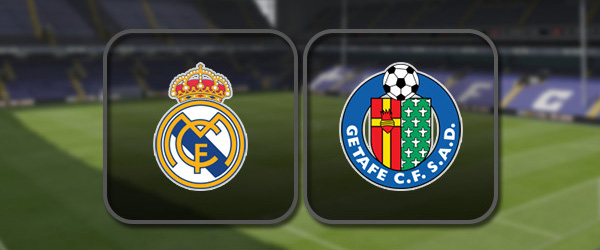 Реал Мадрид - Хетафе онлайн трансляция