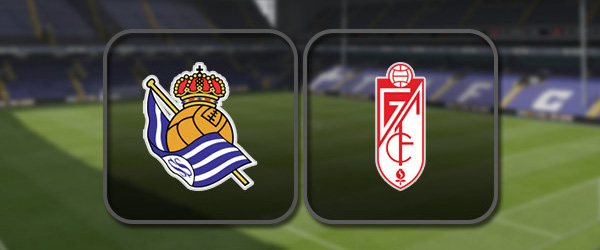 Реал Сосьедад - Гранада онлайн трансляция