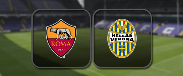 Рома - Верона: Полный матч и Лучшие моменты