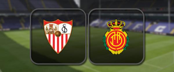 Севилья - Мальорка: Полный матч и Лучшие моменты