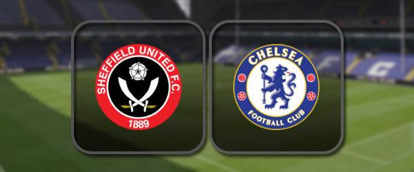 Шеффилд Юнайтед - Челси: Полный матч и Лучшие моменты