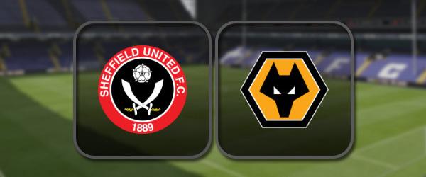 Шеффилд Юнайтед - Вулверхэмптон: Лучшие моменты